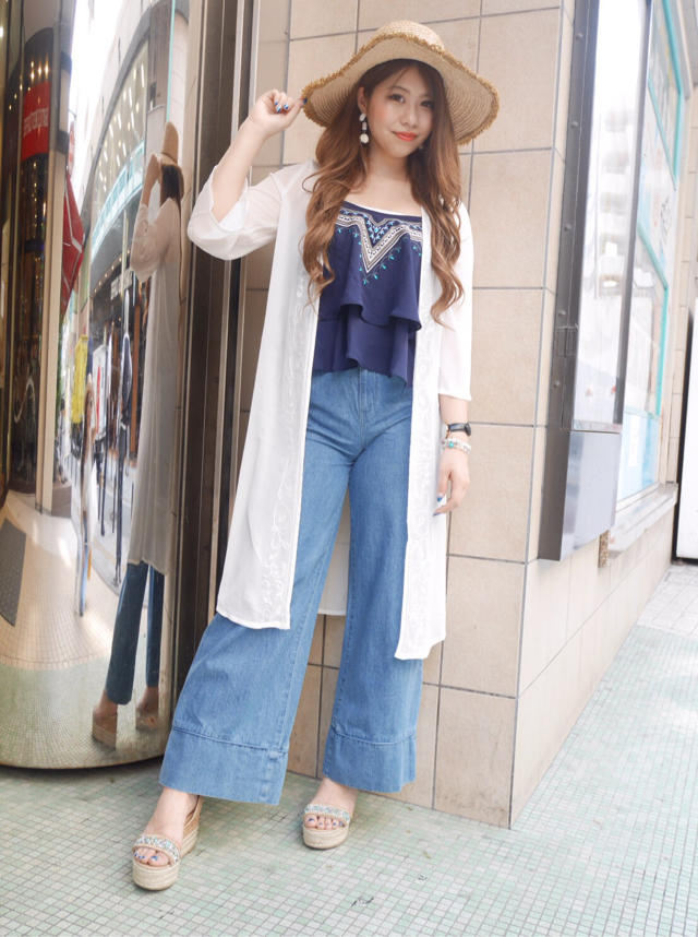 summer casual♡♡いわたん