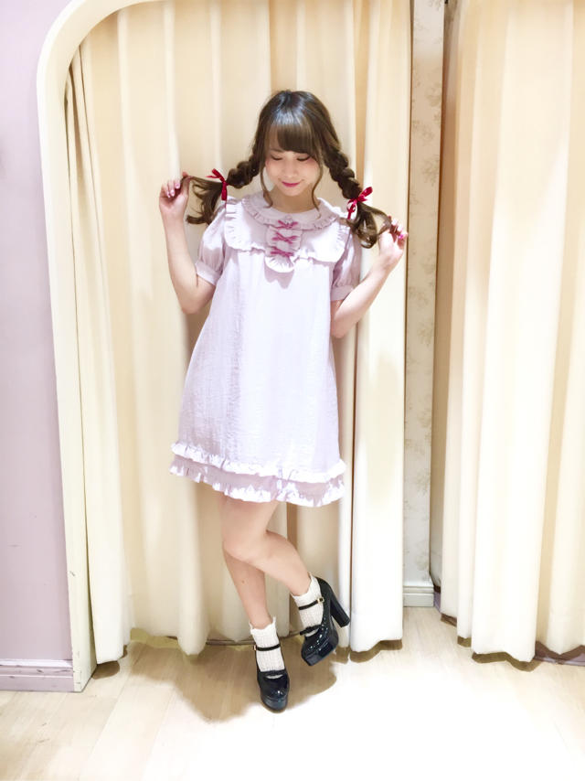 原宿店♡pinkでcuteなgirly coordinate♡
