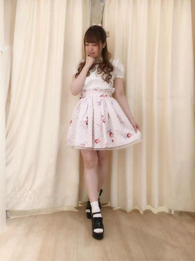 天王寺MIO♡FancySodaFloatを使ったgirly code.。o(♡)