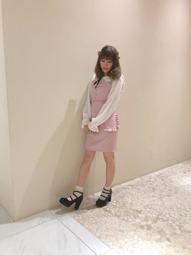 人気のgirly coordinate♡·˖*⑅